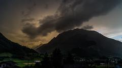 Between Storm & Sun (freeverbier) Tags: verbier sun storm switzerland valais wallis weather ciel montagne