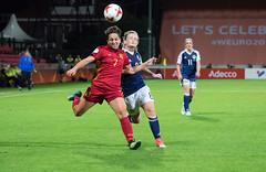 17270692 (roel.ubels) Tags: voetbal vrouwenvoetbal soccer deventer sport topsport 2017 spanje spain espagne schotland scotland ek europese kampioenschappen european worldchampionships