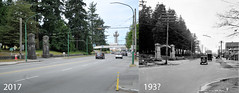 Central Park Main Gate (wfung99_2000) Tags: centralpark burnaby history gate