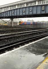 And The Rain Came Down (..Jim) Tags: rain claphamjunction