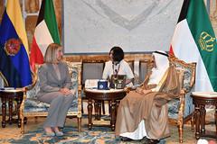 Federica Mogherini in Kuwait, July 2017 (European External Action Service - EEAS) Tags: kuwaitcity kuwait kuw mogherini eu europeanunion eeas gulf