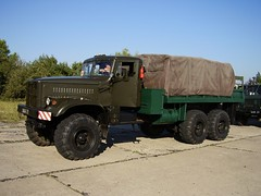 "KraZ-255B 1 • <a style=""font-size:0.8em;"" href=""http://www.flickr.com/photos/81723459@N04/36107646076/"" target=""_blank"">View on Flickr</a>"