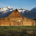 Thomas Alma Moulton Barn (Grand Teton National Park) thumbnail