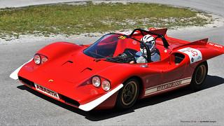 ABARTH 2000 Sport 1969 Racecar-Trophy Tauplitz (c) 2017 Бернхард Эггер :: ru-moto images 5148