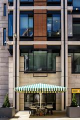 stripes | paternoster square | london (John FotoHouse) Tags: london pasternostersquare stripes lines umbrella dolan flickr fujifilmx100s fuji johnfotohouse johndolan july leedsflickrgroup color colour copyrightjdolan 2017