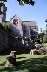 Culross Abbey (demeeschter) Tags: scotland great britain culross heritage house attraction museum historical town