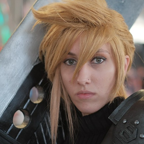 The Cosplayer Face