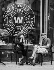 Quality time...    Stockholm / Sweden (mikeback-streetphotography) Tags: blackandwhitephotography blackandwhite black bnw blackwhite beautiful bw urbanwalls urban urbanart gatufotografi guy girls people photography photographer photo photooftheday portrait couple streetphotographers streetphotography streetphoto stockholm sweden street streetart streetarteverywhere streetartistry streetlife streetstyle monochrome mono monochromatic woman mikebackstreetphotography mike back