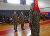 170725-N-NM917-035 (SurfaceWarriors) Tags: marines semperfi changeofcommand majormartin majorloughry fastpac fdnf security ussblueridge japan