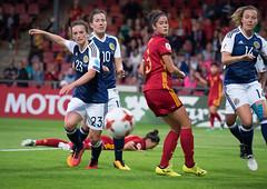 17270379 (roel.ubels) Tags: voetbal vrouwenvoetbal soccer deventer sport topsport 2017 spanje spain espagne schotland scotland ek europese kampioenschappen european worldchampionships