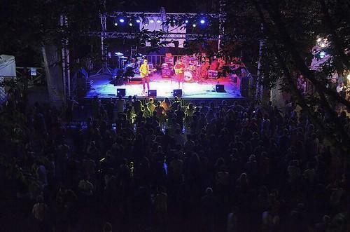 @ecosoundfest  2017 🙌 #caprarola #lagocimino #musica #festival 🎸 #rock #natura 🌹 #rocknroll #dalvivo #lagodivico  #cantautore #popolare #funk #pop #hippy #indie #sottosuolo 🔊 #live #lake 🏊 #music #italia #tibervalle