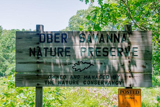 Ober Savanna Nature Preserve - July 18, 2017