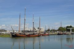 The haven in  Stavoren (Dorota.S - !) Tags: haven stavoren friesland netherlands dorotas