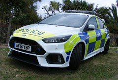 5592 - Ford RS Police Demo - AF16 YBP - 085 (Call the Cops 999) Tags: uk gb united kingdom great britain england south east coast eastbourne 999 112 emergency service services vehicle vehicles open day july 2017