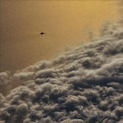 Golden islet (Arunte) Tags: arunte marcofrancini mare nuvole tramonto scogliodafrica formicadimontecristo arcipelagotoscano martirreno aerial mediterraneo onde isola