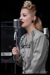 Lucy Eastwood (zweiblumen) Tags: lucyeastwood 1940sweekend blackcountrylivingmuseum bclm singer model dudley tipton westmidlands england uk canoneos50d canon70300mm zweiblumen
