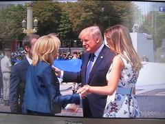 20170714-harada-trump-macron-07 (annieharada) Tags: amitié franco américaine defilé 14 juilet 2017 paris président macron