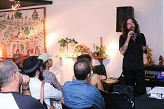 Silvério Pessoa palestra no Espaço Janete Costa (Fenearte 2017) Tags: fenearte silvério pessoa palestra espaço janete costa pernambuco recife brasil
