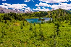 Canada - Banff National Park -  Sunshine Meadows Hike (gregoryl.johnson56) Tags: banffnationalpark canada