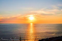 The Breath of the Sun (Francesco Impellizzeri) Tags: trapani sicilia landscape panasonic sunset sky clouds