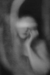3 (Nasos Karabelas) Tags: nasoskarabelas woman blackandwhite experimental