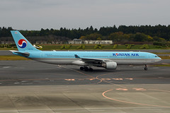 Korean Air Airbus A330-323X HL7710
