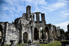 Ruines Abbaye de Chaalis (nadineblanchard) Tags: ruines architcture pierres