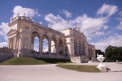 Gloriette, Schönbrunn Palace 2 (Mount Fuji Man) Tags: vienna austria 2017 wien thecityofdreams bundesland unedited nophotoshop