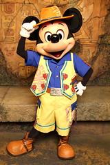 Mickey Mouse (sidonald) Tags: tokyo disney tokyodisneysea tds tokyodisneyresort tdr greeting ディズニーシー グリーティング ミッキー mickeymouse mickey
