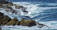 Shegra 14 (Craig Sparks) Tags: shegra sheigra polin polinbeach beach scotland sunset mountains sea foam reflection craigsparks chongsparks