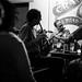 Irish pub music - Galway, Ireland - Black and white photography