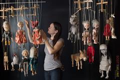 Puppeteer Niki Ulehla (ScottRKline) Tags: marionette nikiulehla puppet