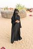 dressed with Abaya (tesKing (Italy)) Tags: dubai emiratiarabi sandra hijab abaya desert sharjah emiratiarabiuniti