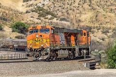 BNSF 7713 Cajon (BK LVI56) Tags: bnsf railfanning cajonpass train trains