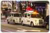 """White """"London Taxis"""" in Perth (Craig Jewell Photography) Tags: tx4 australia car cbd city londoncab londontaxicompany murraystreet perth taxi wa westernaustrallia white f28 ef100mmf28lmacroisusm ¹⁄₁₀₀sec canoneos1dmarkiv iso4000 100 20170713225202x0k1422and6moretif unknownflash"""