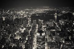 I love NY (Paolo Luppino 73) Tags: night cityscape ny newyork travel people street urban jungle humans city skyscraper manhattan blackandwhite biancoenero 35mm noir