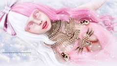 Crystal Heart (Annyzinh Oliveira) Tags: more veechi the kawaii project una bauhaus movement ayashi shiny shabby