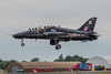 Hawker Siddeley Hawk T1A, XX191, RIAT 2017, RAF Fairford, 20170713 (georgeland675) Tags: fastjettrainer militaryjet