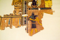 Cackle (Stray Toaster) Tags: cambridge fitzwilliam museum egyptian book dead papyrus ramose