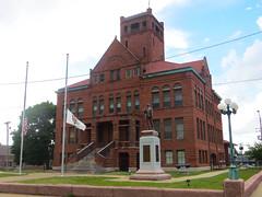 20160613 084 Warren County Court House, Monmouth, Illinois (davidwilson1949) Tags: monmouth illinois