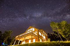 Milky Way in Kirby (Tim_NEK) Tags: night longexposure milkyway vermont stars sky