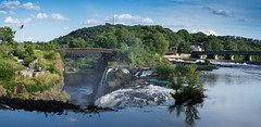 Paterson Falls (Twinmama) Tags: dsc03848 nj paterson waterfall newjersey