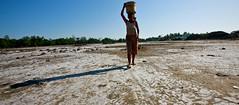 Salt making in Ulmera - 17-09-09-19 (undptimorleste) Tags: timorleste hard labor pans salt seaseaslat ulmera woman women work