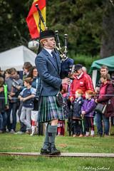 Darach Urquhart, Piper (FotoFling Scotland) Tags: darachurquhart lochearnheadhighlandgames piper bagpipe kilt fotoflingscotland