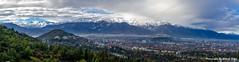 City View - Santiago - Chile (Gilberto Russo) Tags: gilbertorusso nikon d5100 santiago chile panoramic city cidade panoramico travel viagem