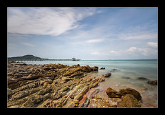 TWB_5119 (xxtreme942) Tags: malaysia pulausibu island milkyway sunsetlongexposure 10stopper ndfilter sky outdoor nature jetty