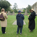 Touring Glastonbury Abbey thumbnail