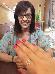 July 2017 - Hull - Sunday day out (Girly Emily) Tags: crossdresser cd tv tvchix tranny trans transvestite transsexual tgirl tgirls convincing feminine girly cute pretty sexy transgender boytogirl mtf maletofemale xdresser gurl glasses hull wetherspoons