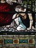 Die Heimkehr. / 24.07.2017 (ben.kaden) Tags: päwesin landbrandenburg glasmalerei dorfkirchepäwesin dieheimkehrdesverlorenensohnes 1904 2017 24072017 havelland