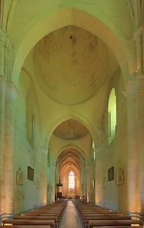 Eglise collégiale - Saint-Emilion